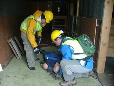 Vashon CERT Training